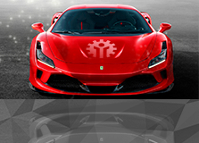 Ferrari F8 TRIBUTO from InstaForex