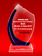 China International Online Trading Expo (CIOT EXPO) 2013 - The Best broker in Asia